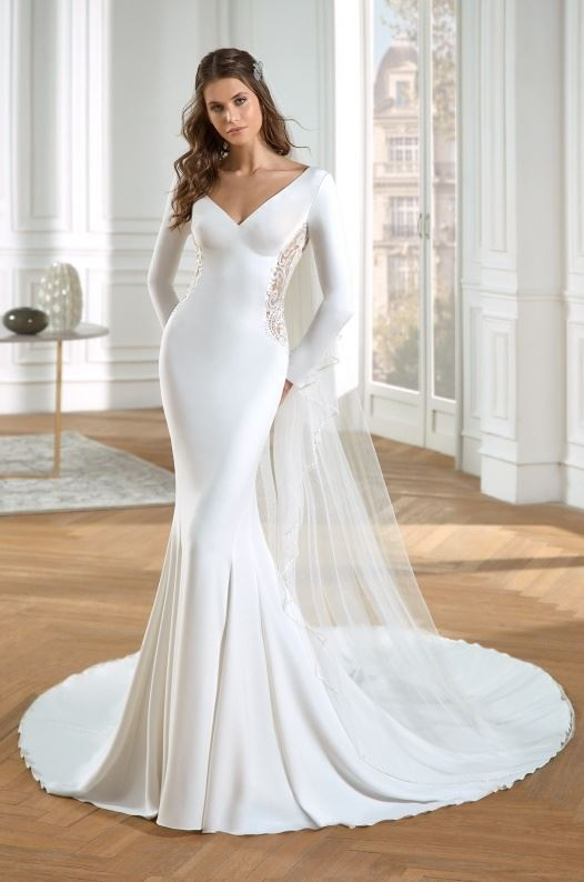 Saint Patrick Wedding Dress Thiers
